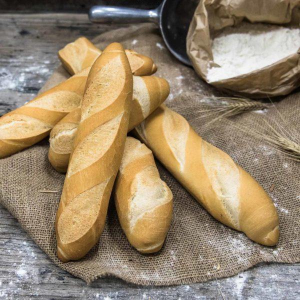 Pane sfilatino baguette