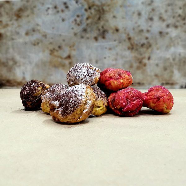 castagnola alla crema di cacao